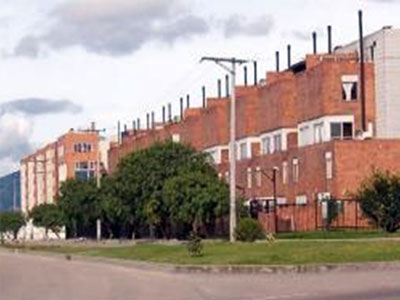 Conjunto residencial Alandra