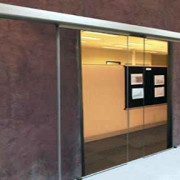 Puertas Automáticas Cabezales Línea Delgada